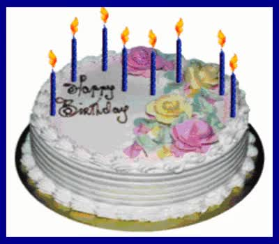 Watch and share Animated Birthday Cake GIFs on Gfycat