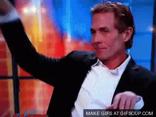 Watch and share Skip Bayless GIFs on Gfycat