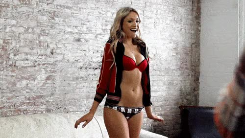 Watch and share Katrina Bowden GIFs on Gfycat