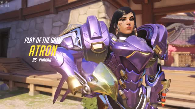 Watch and share Overwatch GIFs by atron on Gfycat