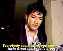 Watch and share Gifs Tmi The Mortal Instruments City Of Bones Magnus Bane Godfrey Gao Tmiedit GIFs on Gfycat