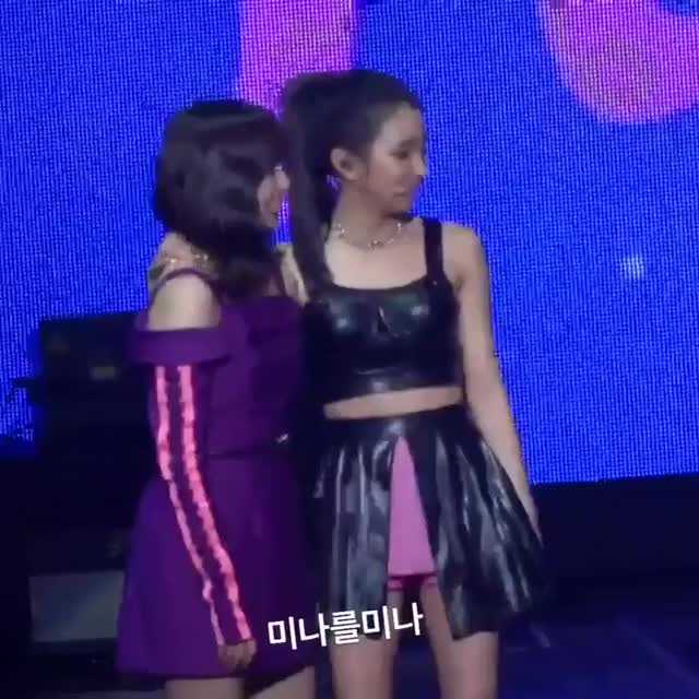 Watch Michaeng  GIF by flames (@flames) on Gfycat. Discover more chaeyoung, michaeng, mina, twice, twicetv GIFs on Gfycat