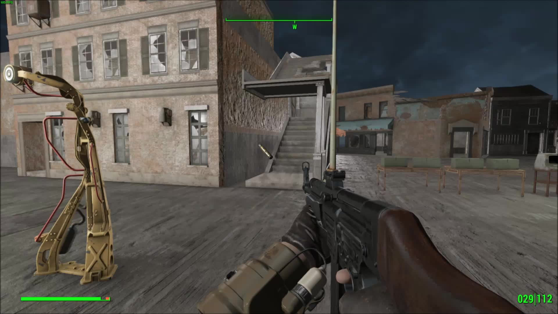 FalloutMods, falloutmods, SMG reload animation replacer (WIP) [Fo4] (reddit) GIFs