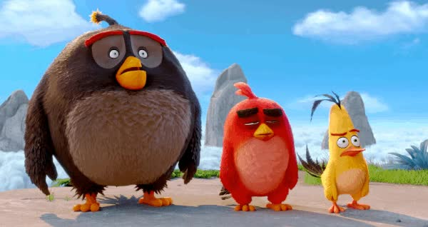 Watch Angry Birds Rio 2 GIF on Gfycat. Discover more related GIFs on Gfycat