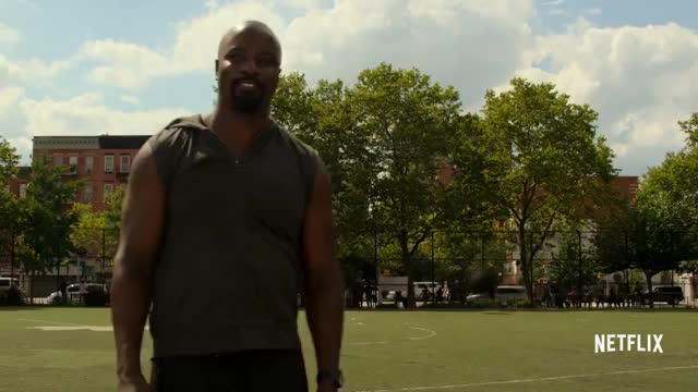Watch this luke cage GIF on Gfycat. Discover more 08282016ntflxuscan, Action, All Tags, Defenders, Drama, Hero, Marvel, action, all tags, comedy, cottonmouth, daredevil, defenders, drama, hero, luke cage, marvel, mcu, mike colter, netflix, plvahqwmqn4m09l4squtfb7xzlnour4uxl, plvahqwmqn4m2jezc8evur-rulwilvi0l8, punisher, streaming, television, trailer GIFs on Gfycat