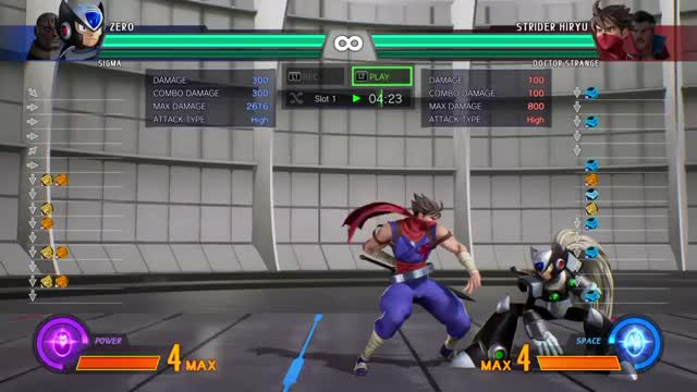 Watch MARVEL VS. CAPCOM: INFINITE_20180725125051 GIF on Gfycat. Discover more PS4share, Gaming, Jacob Matheny, MARVEL VS. CAPCOM: INFINITE, PlayStation 4, Sony Interactive Entertainment GIFs on Gfycat