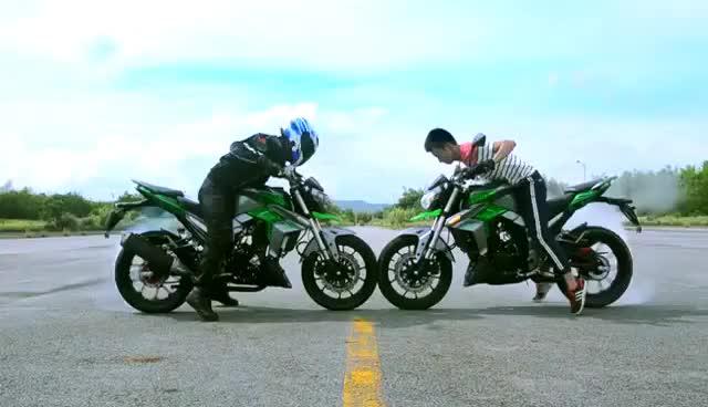 Watch and share Motos Ronco - Magneto 250 Versión 2017 GIFs on Gfycat