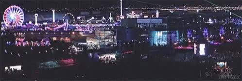 Las Vegas EDC GIFs