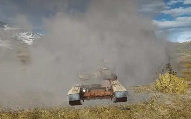 Watch and share Real Smoke Screen For BF1 GIFs on Gfycat