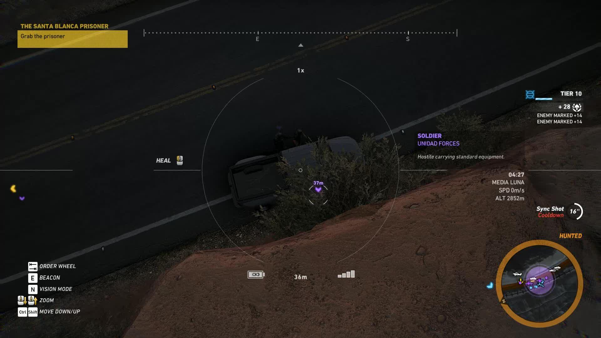 ghost recon wildlands, watchout again GIFs