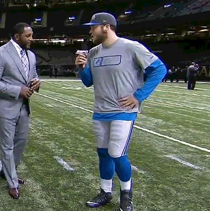 detroitlions, Stafford Ray Lewis Dance GIFs