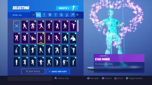 Watch Star Power GIF by Scythe_Samurai (@scythe_samurai) on Gfycat. Discover more PS4share, Fortnite, Gaming, ITZZCHAMPZ, PlayStation 4, Sony Interactive Entertainment GIFs on Gfycat