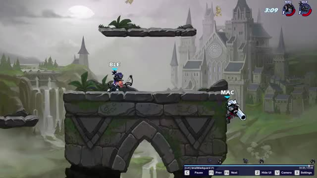 Watch and share Brawlhalla Scythe GIFs and Blew Brawlhalla GIFs by Blew on Gfycat
