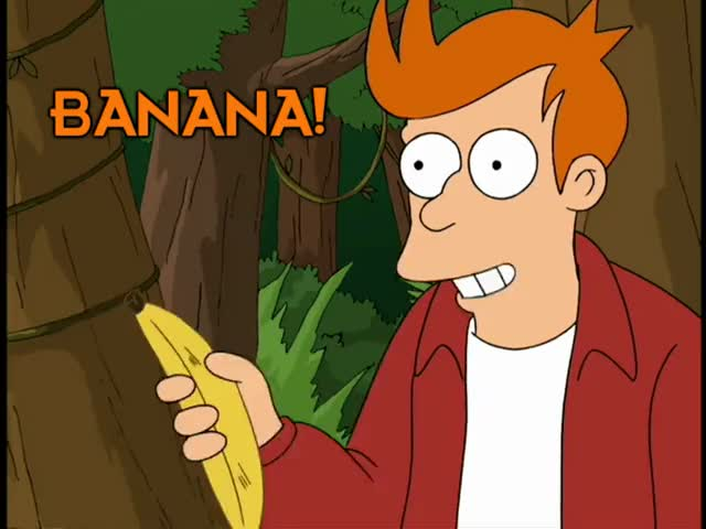 Watch and share Futurama GIFs and Banana GIFs on Gfycat
