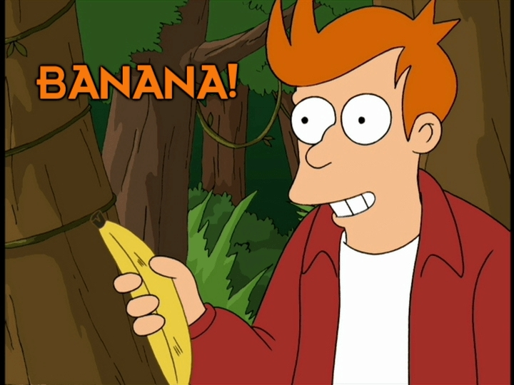 GfycatDepot, banana, futurama, gfycatdepot, mildlyinteresting,  GIFs