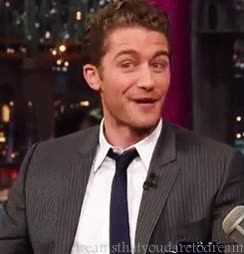 Watch this trending GIF on Gfycat. Discover more matthew morrison GIFs on Gfycat