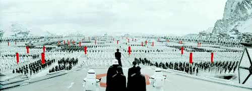 Watch and share The Force Awakens GIFs and First Order GIFs on Gfycat