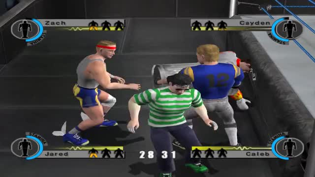 Watch Meme Team Wrestling Match GIF on Gfycat. Discover more related GIFs on Gfycat