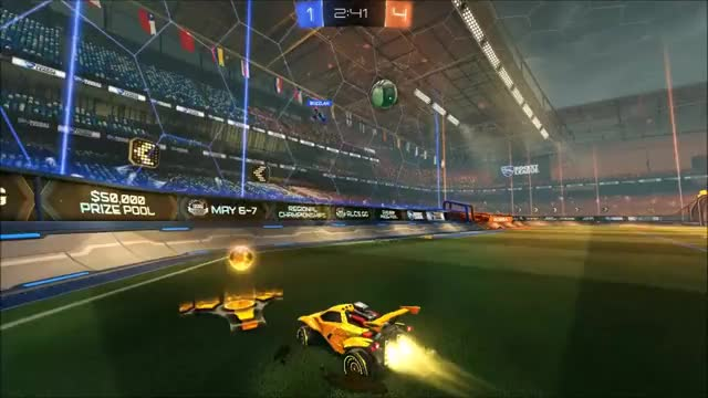 Watch and share Rocket League GIFs and Ballerina GIFs by ikewolf on Gfycat