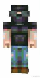 Watch and share Deadmau5 & Falcomaster3000 (Contest) Minecraft Skin GIFs on Gfycat