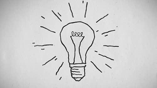 Animated Light Bulb GIFs