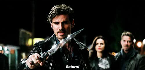 Watch and share Ouat Spoilers GIFs and Captain Hook GIFs on Gfycat
