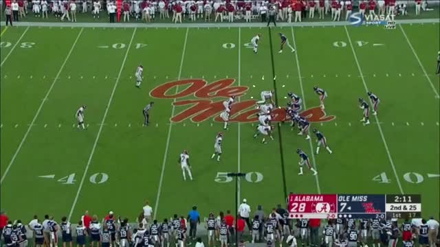 Watch and share Christian Miller Ole Miss Sack 1 GIFs on Gfycat