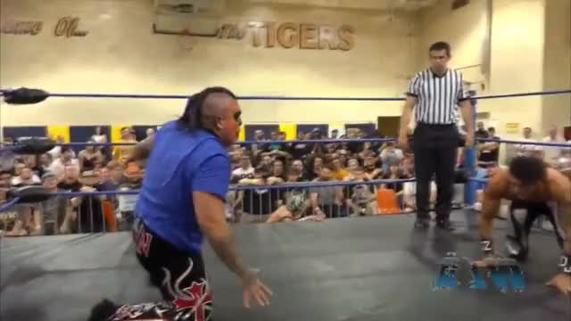 Watch and share Smackdown GIFs and Wrestling GIFs on Gfycat