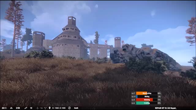 Watch and share Rust GIFs by Monk Gaming on Gfycat