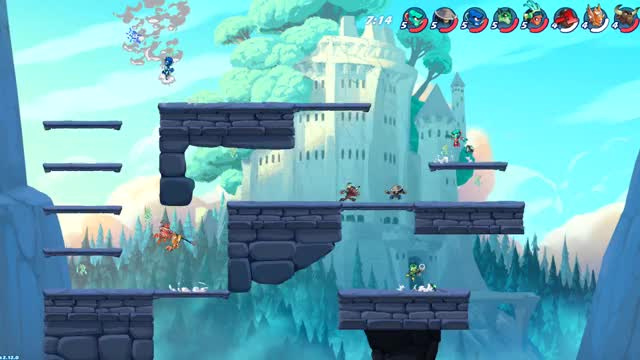 Watch and share Brawlhalla GIFs by trippytoad on Gfycat