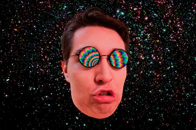 Watch and share Psychedelic Phobia Pseudo Artistic Swag By Jon GIFs on Gfycat