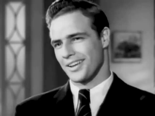 Watch and share Marlon Brando GIFs and Screen Test GIFs by MikeyMo on Gfycat