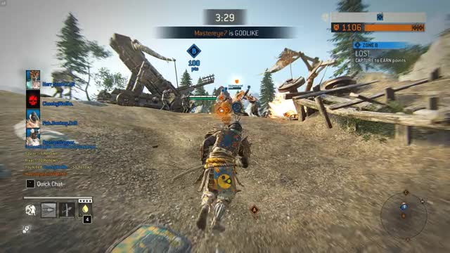 Watch and share For Honor GIFs by mastereye7 on Gfycat
