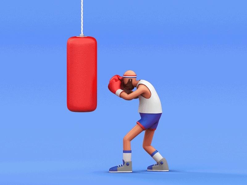 Boxing GIFs