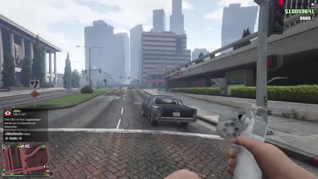 Watch Grand Theft Auto V_20180825235936 GIF on Gfycat. Discover more PS4share, Gaming, Grand Theft Auto V, LilMissShmucks, PlayStation 4, Sony Interactive Entertainment, TriplePastel GIFs on Gfycat