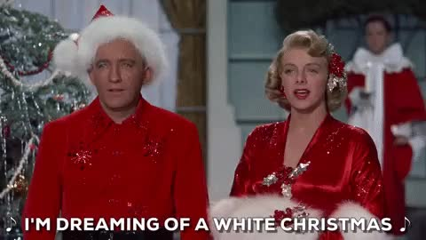 Watch Holidays: Movies: White Christmas GIF on Gfycat. Discover more related GIFs on Gfycat