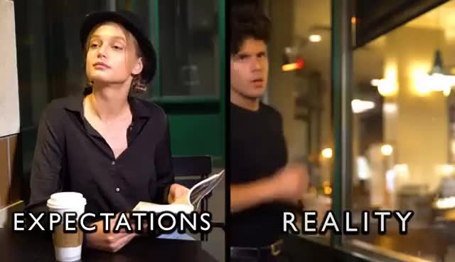 Expectations and Reality | Rudy Mancuso GIFs