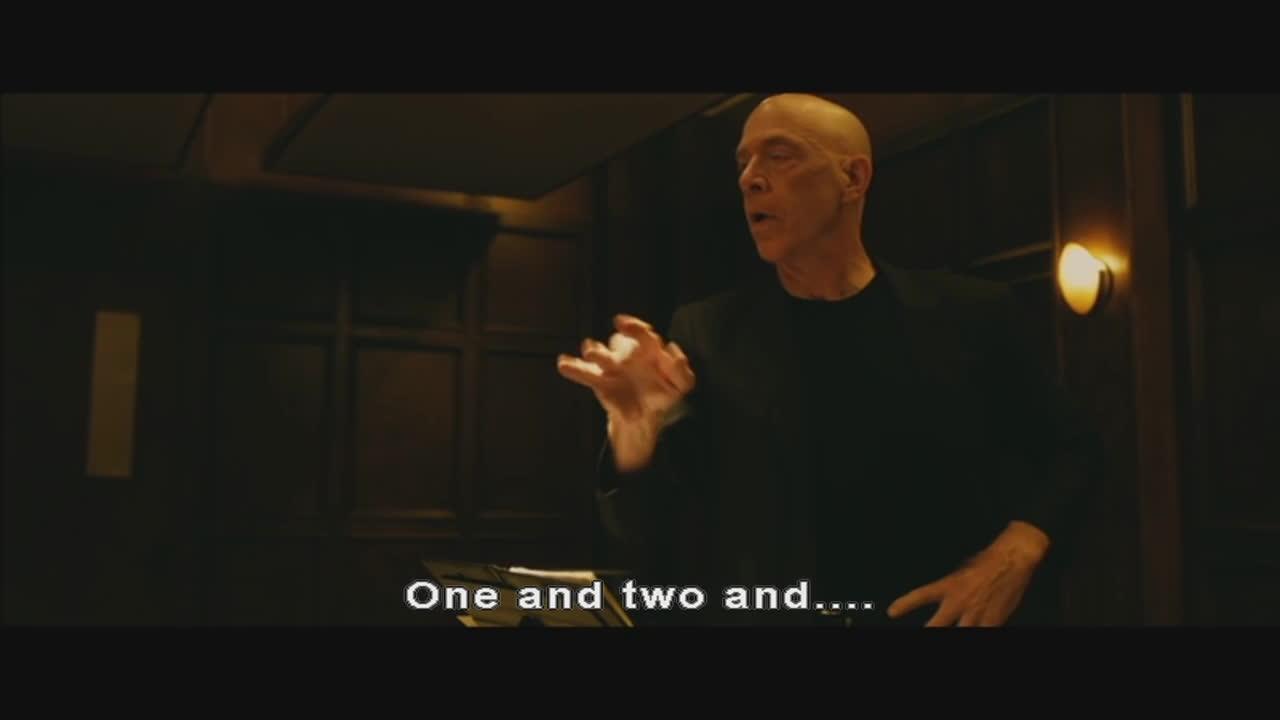 "Not My Fucking Tempo whiplash - ""not my fucking tempo!"" scene gif"