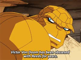 Watch this ben grimm GIF on Gfycat. Discover more Ben Grimm, EMH, Steve Rogers, The Private War of Doctor Doom, ben grimm, emh, fantastic four, gif, steve rogers, the private war of doctor doom, the thing, thing GIFs on Gfycat