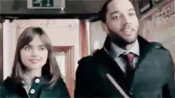 Watch and share Doctor Who Season 8 GIFs and Samuel Anderson GIFs on Gfycat