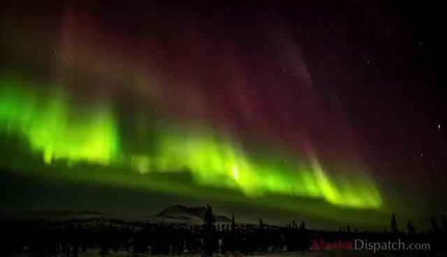 Watch and share Aurora Borealis GIFs and Northern Lights GIFs on Gfycat