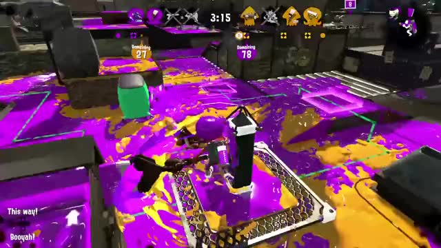 Watch Oshu Supreme - #Splatoon2 #NintendoSwitch GIF on Gfycat. Discover more Oshu Supreme GIFs on Gfycat