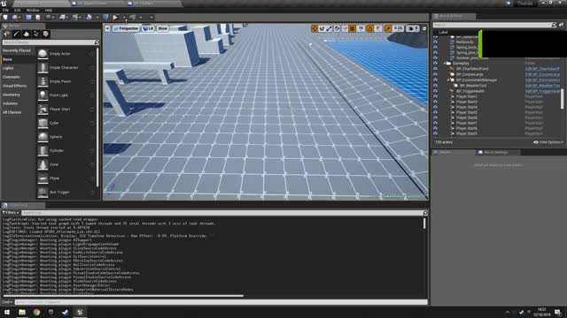 Watch and share Unreal Engine 4 GIFs and Dinosaurs GIFs by foszor on Gfycat