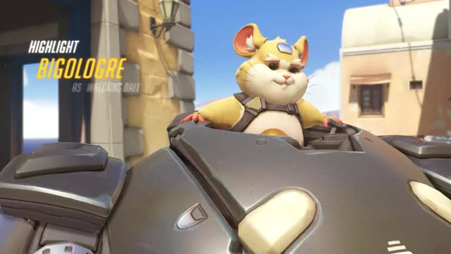 Watch and share Highlight GIFs and Overwatch GIFs by bigologre on Gfycat