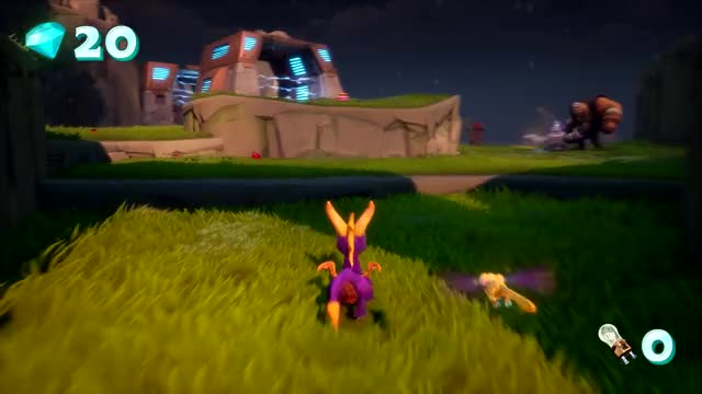 Watch and share Spyro The Dragon GIFs and Gaming GIFs on Gfycat