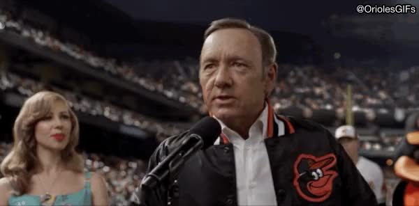 Watch this baltimore orioles GIF on Gfycat. Discover more baltimore orioles, house of cards, kevin spacey, orioles GIFs on Gfycat