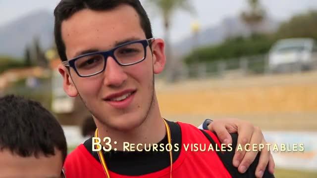 Watch and share Deporte Para Ciegos GIFs and Deporte Paralímpico GIFs on Gfycat