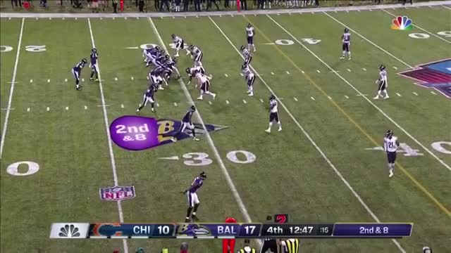 Watch and share Baltimore Ravens GIFs and Chicago Bears GIFs by adipost on Gfycat