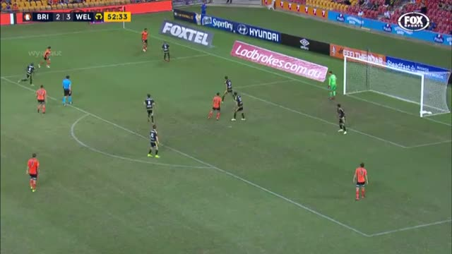 Watch Maclaren nets another for Brisbane Roar GIF by @djw1992 on Gfycat. Discover more related GIFs on Gfycat
