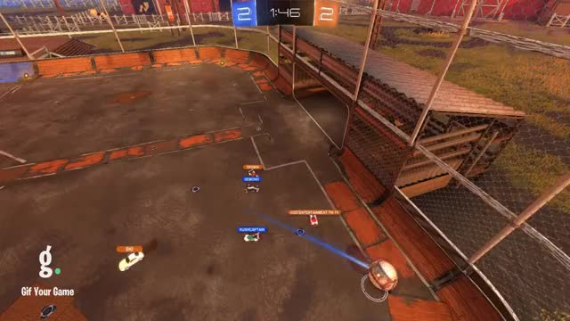 Watch Clean GIF by Gif Your Game (@gifyourgame) on Gfycat. Discover more Gif Your Game, GifYourGame, Goal, Rocket League, RocketLeague GIFs on Gfycat